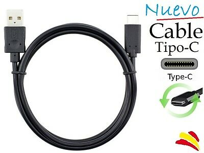 Cable de datos USB-C 3.1 tipo C Macho a Type C SAMSUNG HUAWEI XIAOMI LG Sony