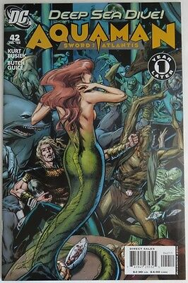 2006 Aquaman Sword Of Atlantis #42   -  Nm                          (Inv11503)