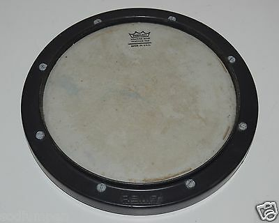 NICE Vintage REMO Weather King Practice Drum Drummer Practicing RARE