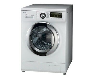 LG WD1402CRD6 7.5 / 4kg Direct Drive Front Load Washer / Dryer