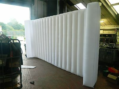 Photo Wall Inflatable Photo Booth Partition Wall 10ft x 20ft
