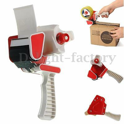 "Heavy Duty Tape Gun Dispenser Holder Box Parcel Packing Hand Tool 50mm (2"")"