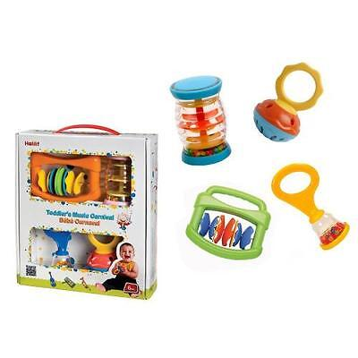 Halilit Toddler Music Toy Instrument Carnival Musical Sounds Baby Gift