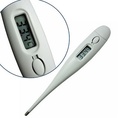 New Baby Adult Body Medical Digital Lcd Heating Thermometer Measurement Mouth