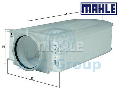 Mahle Air Filter Insert OEM Quality Replacement (Engine Intake) LX 1686/1