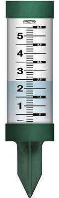 TAYLOR PRECISION PRODUCTS Green Rain Gauge Spike
