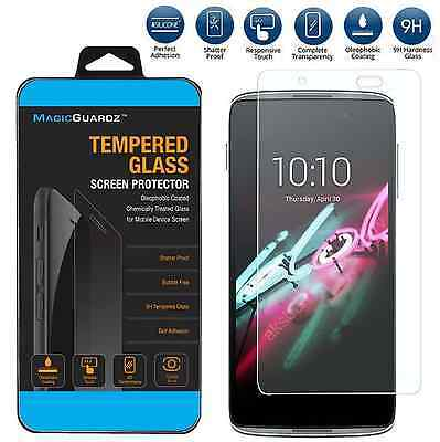 Premium Tempered Glass Screen Protector Guard for Alcatel OneTouch Idol 4 5.2''