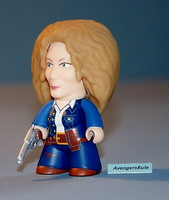 """Doctor Who Titans 11th """"Good Man"""" Vinyl Figures River Song 2/20"""