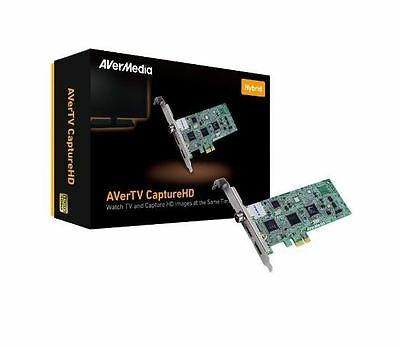 AverMedia AVerTV Hybrid DVB-T Digital TV/FM Radio Tuner and Recorder