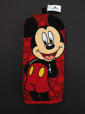 DISNEY Parks OVEN MITT - MICKEY MOUSE - Glove Pot Holder NWT
