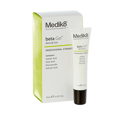 Medik8 Beta Gel- Blemish Gel 15Ml 100% Genuine