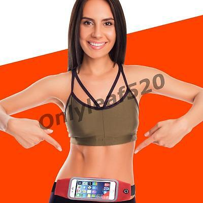 Running Sports Waist Bag For iPhone 6/6p Samsung Huawei LG OPPOWith 2 Free Gifts