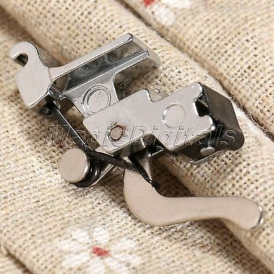 Useful Domestic Sewing Machine Snap on Foot Bracket Low Shank Presser Holder Hot