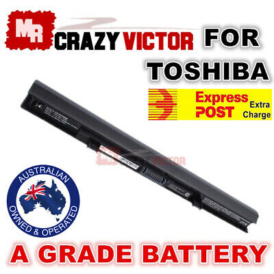Battery for Toshiba Satellite C50-B C55-B5299 C55-B5202 C55-B5170 PA5185U-1BRS