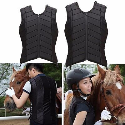 Equestrian Horse Riding Body Protector Safety Eventer Vest Protection Protective