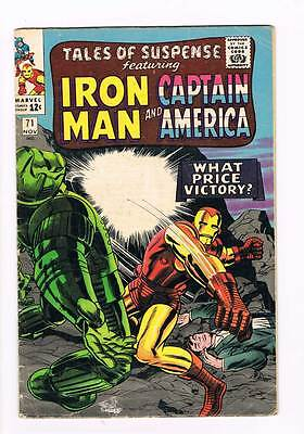 Tales of Suspense # 71  What Price Victory ?  grade 3.5 hot book !!