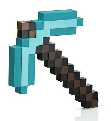 Minecraft Spitzhacke Diamond Next Generation Deluxe Pickaxe