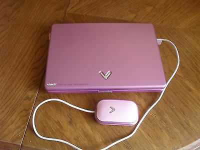 Vtech Nitro Ice Notebook Laptop Computer Learning System