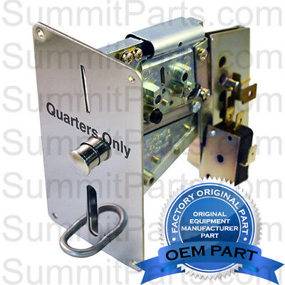 Factory Original Coin Drop Acceptor For Dexter - 9021-001-010