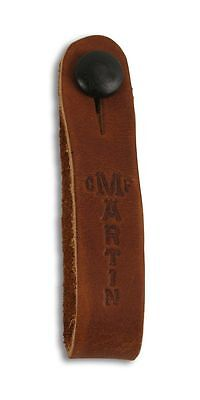 Martin Headstock Tie Leather Easily Secure Your Strap To Your Guitar RRP 19.99