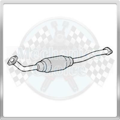 Type Approved Catalytic Converter for Toyota Hi-Ace 2.5 (10/06-06/12)