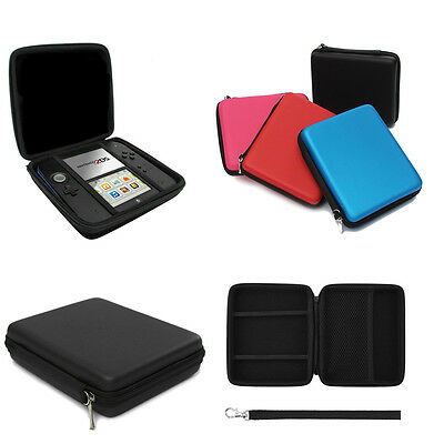 EVA Storage Case Cover Bag Holder With Carry Handle For Nintendo 2DS