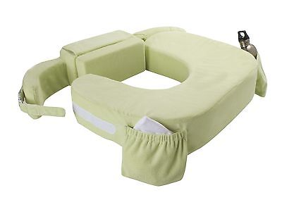 My Brest Friend Deluxe Slipcover for Twin Plus Pillow Green