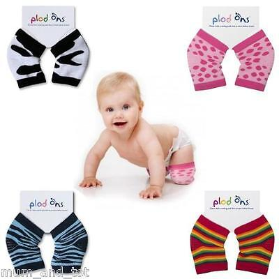 Plod Ons Baby Knee Protectors Crawling Cushion Support