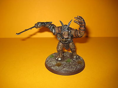 Herr der Ringe - Lord of the Rings - Mordor Troll aus Metall