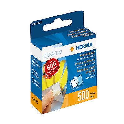 HERMA Photo Stickers Roll of 500