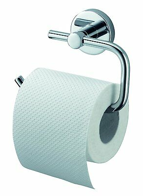 Haceka, Kosmos Toilet Roll Holder, Chrome, 1121427