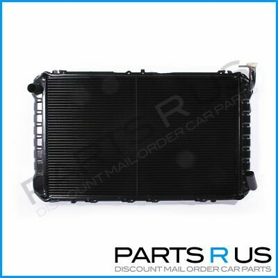 Nissan GQ Patrol 87-97 TB42 Petrol 4.2L Radiator - Quality Heavy Duty Y60 Manual
