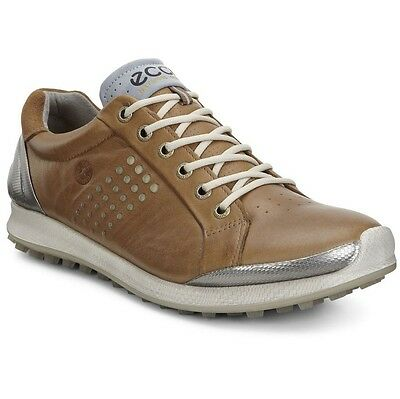New 2016 Ecco Biom Hybrid 2 Golf Shoes Oyster