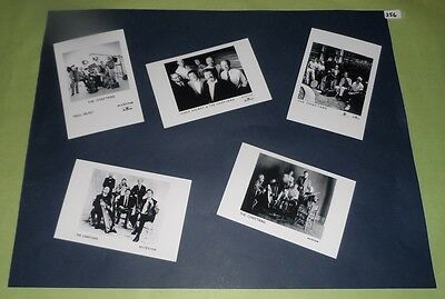 "The Chieftains Set of 6""x4""Inch Photos x5Collectable Pop Memorabilia Prints J256"