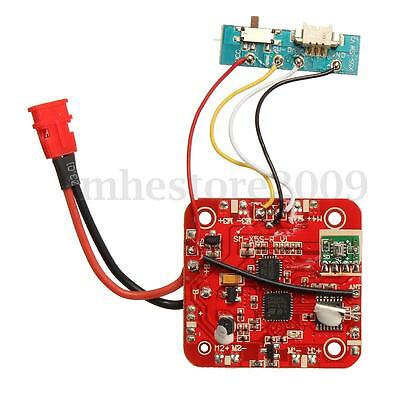Quadcopter Receiver Board Compatible Replacement For Helicopters Syma X5HC/X5HW
