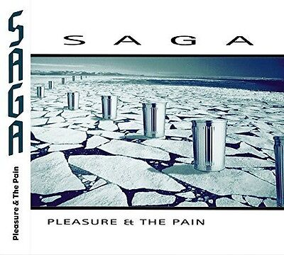 Saga - Pleasure & the Pain [New CD]