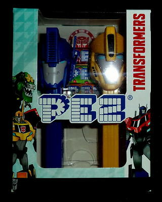 NEW PEZ  Transformers Giftset