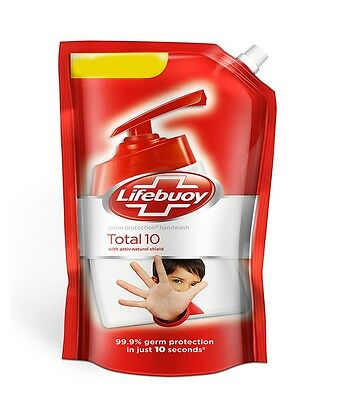 Lifebuoy Total 10 Active Hand Wash 800ml