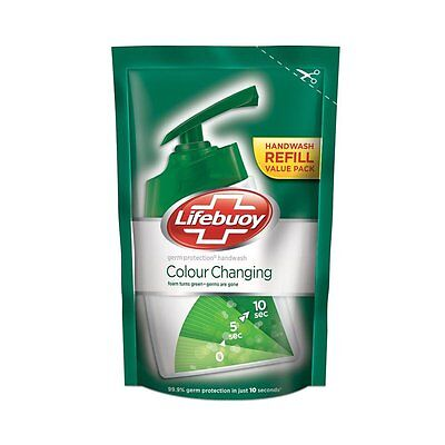 Lifebuoy Color Changing Hand Wash 185ml