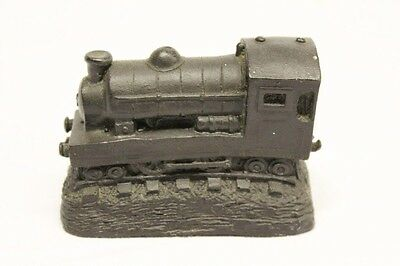 Model Coal Steam Locomotive Mining Ornament Collectable