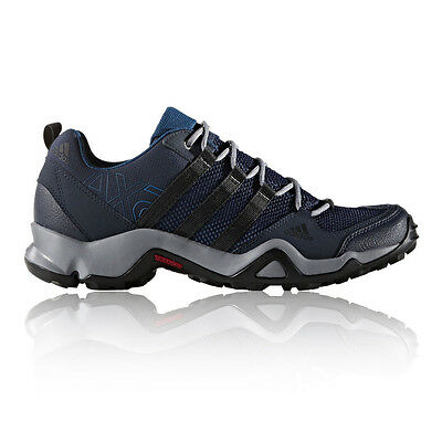 Adidas AX2 Mens Blue Trail Outdoors Walking Hiking Sports Shoes Trainers