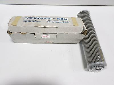 Internorman E330 Hydraulic Filter Element Nib