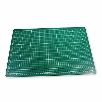 A3 Self-Healing Craft Cutting Mat Board Grid Lines Hobbies Crafts