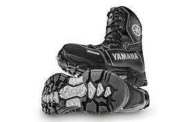 Yamaha X-Country Boots By Fxr Size 10 Smb-16Bxc-Bk-10