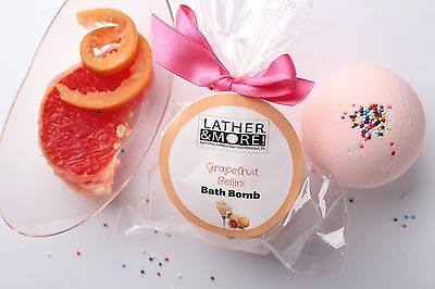 Grapefruit Bellini Bath Bomb