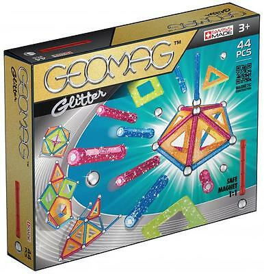 GEOMAG Geomag panels glitter 44 pz. - Toys