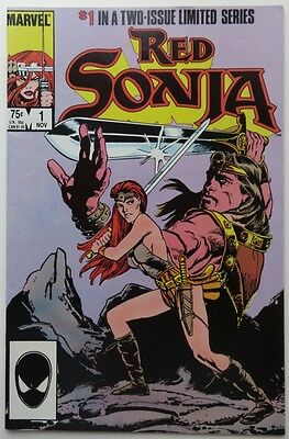 1985  Red Sonja The Movie #1  -  Vf                           (Inv11306)