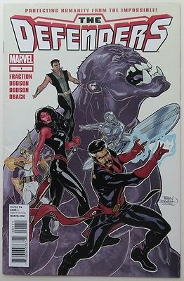 2012  The Defenders #1  -  Vf                         (Inv11282)