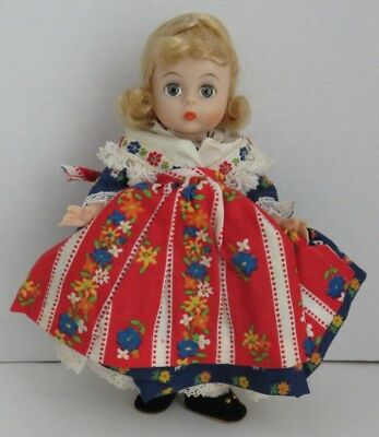"Madame Alexander 7"" German Doll                             (Inv11236)"