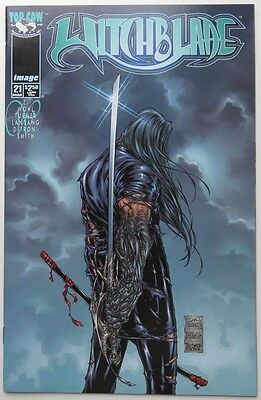1998  Witchblade  #21  -   Nm               (Inv11357)